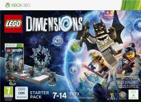 LEGO Dimensions 71173 Starter Pack Xbox 360