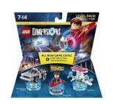 LEGO Dimensions 71201 Level Pack Zurück in die Zukunft - © 2015 LEGO Group