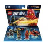 LEGO Dimensions 71207 Team Pack Ninjago
