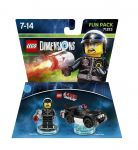 LEGO Dimensions 71213 Fun Pack Bad Cop