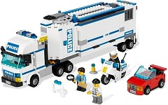 LEGO City 7288 Mobile Police Unit