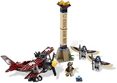 LEGO Pharaoh's Quest 7307 Flying Mummy Attack