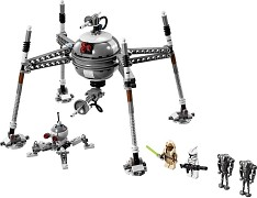 LEGO Star Wars 75016 Homing Spider Droid™