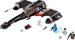 LEGO Star Wars 75018 JEK-14's Stealth Starfighter™