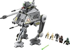 LEGO Star Wars 75043 AT-AP™ - © 2014 LEGO Group