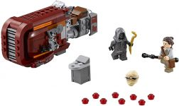 LEGO Star Wars 75099 Rey's Speeder™