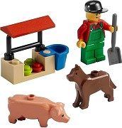 LEGO City 7566 Farmer