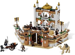 LEGO Prince of Persia 7573 Schlacht um Alamut