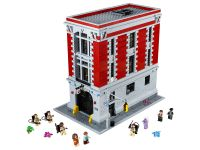LEGO Ghostbusters 75827 Ghostbusters Feuerwehr-Hauptquartier