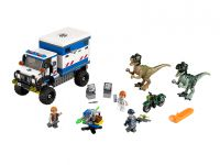 LEGO Jurassic World 75917 Raptor-Randale