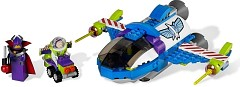 LEGO Toy Story 7593 Buzz's Star Command Spaceship