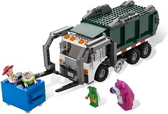 LEGO Toy Story 7599 Garbage Truck Getaway