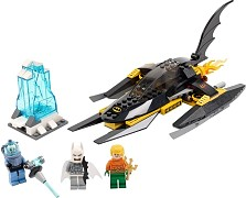 LEGO Super Heroes 76000 Arktischer Batman™ vs. Mr. Freeze™:Aquaman™ auf dem Eis