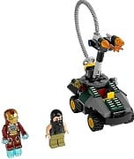 LEGO Super Heroes 76008 Iron Man™ vs. The Mandarin™: Letzte Entscheidung