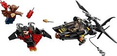 LEGO Super Heroes 76011 Batman™: Man-Bats Attacke