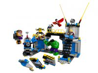 LEGO Super Heroes 76018 Hulks Labor Smash