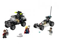LEGO Super Heroes 76030 Avengers – Duell mit Hydra