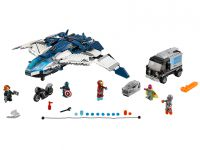 LEGO Super Heroes 76032 The Avengers Quinjet Verfolgungsjagd - © 2015 LEGO Group