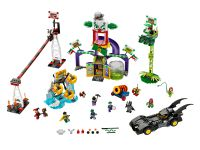 LEGO Super Heroes 76035 Joker-Land