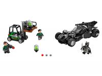 LEGO Super Heroes 76045 Kryptonit-Mission im Batmobil - © 2016 LEGO Group