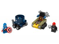 LEGO Super Heroes 76065 Mighty Micros: Captain America vs. Red Skull