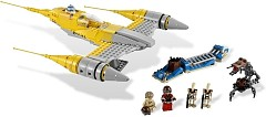 LEGO Star Wars 7877 Naboo Starfighter