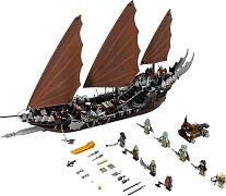 LEGO Lord of the Rings 79008 Hinterhalt auf dem Piratenschiff