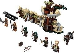 LEGO The Hobbit 79012 Mirkwood™ Elbenarmee