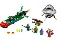 LEGO Teenage Mutant Ninja Turtles 79120 T-Rawket: Attacke aus der Luft