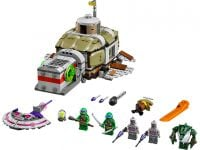 LEGO Teenage Mutant Ninja Turtles 79121 Verfolgungsjagd im Turtle-U-Boot