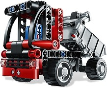 LEGO Technic 8065 Mini Container Truck
