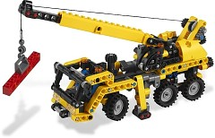 LEGO Technic 8067 Mini Mobile Crane