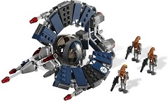 LEGO Star Wars 8086 Droid Tri-Fighter