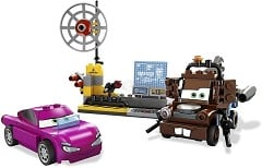 LEGO Cars 8424 Mater's Spy Zone