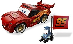 LEGO Cars 8484 Ultimate Building Lightning McQueen