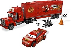 LEGO Cars 8486 Mack's Team Truck