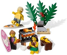 LEGO Collectable Minifigures 850449 LEGO® Minifiguren-Zubehör-Pack