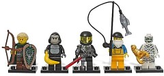LEGO Collectable Minifigures 850458 VIP Top 5 Boxed Minifigures