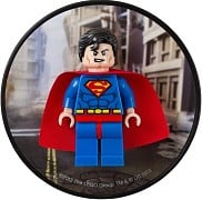 LEGO Gear 850670 LEGO® DC Universe™ Super Heroes Superman™ Magnet