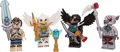 LEGO Legends Of Chima 850779 LEGO® Legends of Chima™ Minifiguren-Zubehör-Set