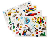 LEGO Gear 851402 Wand-Sticker