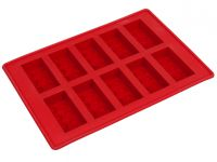 LEGO Gear 852768 LEGO Ice Brick Tray Red