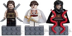 LEGO Gear 852942 Prince of Persia Magnet Set