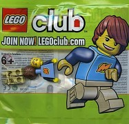 LEGO Promotional 852996 LEGO Club Max