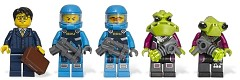 LEGO Space 853301 Alien Conquest Battle Pack