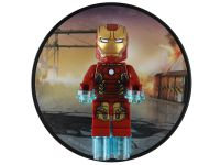 LEGO Gear 853457 Magnet Iron Man