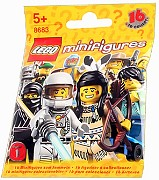 LEGO Collectable Minifigures 8683 Minifiguren Serie 1