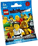 LEGO Collectable Minifigures 8684 Minifiguren Serie 2