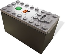 LEGO Power Functions 88000 LEGO® Power Functions AAA Batteriebox