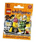 LEGO Collectable Minifigures 8804 Minifiguren Serie 4
